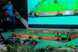 Atraksi lucu robot-robot dalam ASEAN Robotic Day 2019