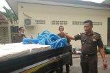 Kejaksaan geledah DLH Kalteng terkait dugaan korupsi pembasahan lahan gambut BRG