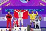 Eko Yuli raih dua perak Kejuaraan Dunia Angkat Besi di Thailand