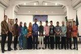 Pengurus HMI Muara Teweh dilantik