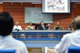 Gubernur Sulsel bahas penanganan banjir dengan guru besar asal Jepang
