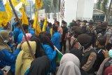Sekwan Kalteng pastikan aspirasi PMII terkait KPK diteruskan ke pimpinan