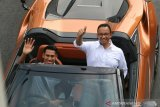 Balapan mobil listrik Formula E dihelat di Jakarta 6 Juni 2020