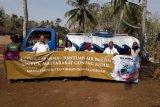 Grand Inna Malioboro sumbangkan 10 tangki air bersih untuk warga Gunung Kidul