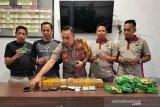 Polisi selidiki warga bawa 6 ribu detonator selundupan