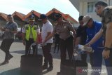 Bandara Samrat memusnahkan ratusan barang dilarang dalam penerbangan