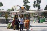 Panglima TNI resmikan monumen pesawat AS-2020 Bravo LM-2017