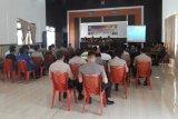 Kepolisian gelar pelatihan pengendalian Karhutla