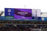 Tottenham kalah 1-2 saat hadapi Leicester