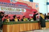 Poltekkes Kemenkes Kendari mewisuda 623 mahasiswa