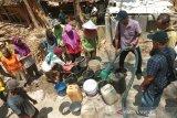 Yayasan GPC DIY menyalurkan bantuan air bersih di Bantul (VIDEO)