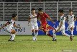 Indonesia tempati posisi kedua klasemen grup G