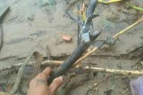 Kabel pompa IKK Jingah dicuri