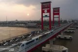 Dishub Sumsel siapkan  jalur LRT terintegrasi angkutan sungai