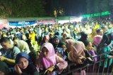 Ribuan warga antusias hadiri Festival Pesona Danau Limboto 2019