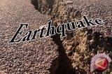 Gempa magnitudo 4,1 guncang timur laut Melonguane