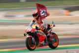 Kesiapan Marquez ikuti GP Thailand setelah kecelakaan parah