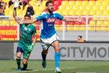 Llorente cetak dua gol saat Napoli kalahkan Lecce