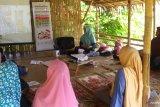 Kolaborasi pendidikan dan pengasuhan keluarga  di Kampung Literasi Bukik Ase