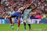 Atletico ditahan imbang Celta