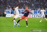 Tiga kartu merah warnai terhenti kemenangan beruntun Marseille