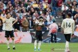 Liga Inggris -- Manchester United tak berkutik di kandang West Ham