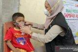 Tim Medis ACT tangani korban bencana asap Riau dan Kalimantan