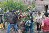 Polres Batanghari amankan 22 terduga pelaku pembakaran hutan