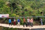 Dompet Dhuafa Singgalang Kenalkan daerah Batu Busuk sebagai desa wisata