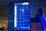 33 Penerbangan dibatalkan akibat kabut asap di Pekanbaru