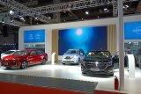 Melihat mobil listrik di CIIF Shanghai
