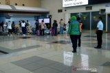 18 jadwal penerbangan di Palembang tertunda akibat kabut asap