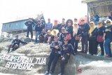 Alumni SMPN 6 Makassar sosialisasikan wisata bahari Selayar