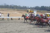 Sulut loloskan 15 kuda pacu ke Final Kejurnas seri II
