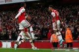 10 pemain Arsenal tundukan Aston Villa