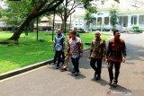 Pimpinan DPR RI temui Jokowi bahas RKUHP