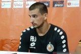 Cetak gol perdana bagi Semen Padang, Flavio Beck Junior : Kemenangan tim lebih penting