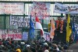 Sedikitnya 1.000 mahasiswa Trisakti ikut aksi demonstasi