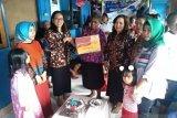 IIK BPJS-TK Jayapura serahkan bantuan sosial sebagai bentuk kepedulian