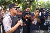 Teroris MA diduga belajar merakit bom di Jawa Timur