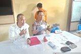Ditangkap pengedar sabu  jaringan internasional di Tarakan
