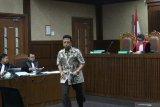 Rommy bantah bisa perintahkan Menag Lukman angkat pejabat di Kemenag