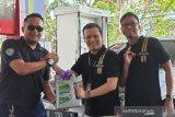Pertamina Lubricants berbagi pelumas ke 600 pelanggan SPBU
