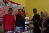 Lima pendaftar Pilkada Lampung Timur  serahkan berkas pencalonan ke DPC PDIP