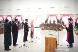 Ini tiga unsur pimpinan DPRD Barito Selatan yang dilantik