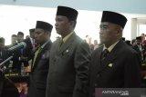 Gubernur Sulteng Lantik pimpinan DPRD Kota Palu 2019-2024