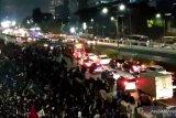 Mahasiswa janji akan demo lebih besar di DPR RI