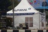 Posko pelayanan kesehatan APRIL Group layani 697 korban asap Riau