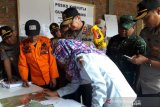 Kapolda Jateng pantau penanganan kebakaran Gunung Sumbing