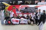 ACT Sumbar turut bantu penanganan dampak kabut asap Riau